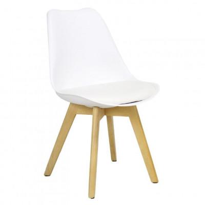 Stuhl Zurich | Weiß