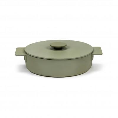 Casserole Surface Enamel | Green