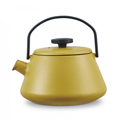 Gusseisen Teekanne T-time | Gelb
