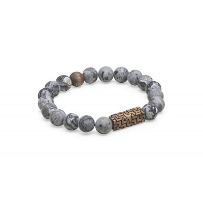 Stein-Armband Viame Unisex
