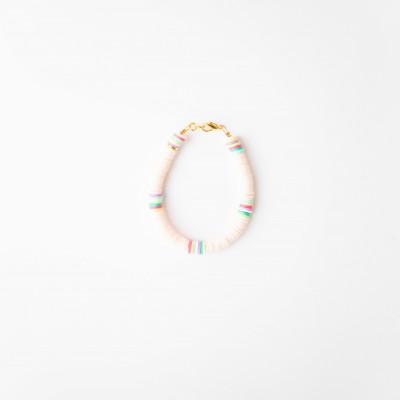 Armband für Erwachsene   Hellrosa