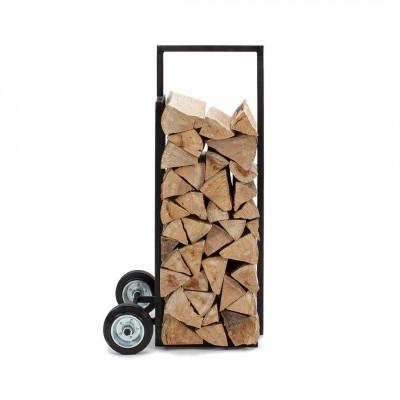 """Firewood rack and trolley """"Brændevogn"""""""