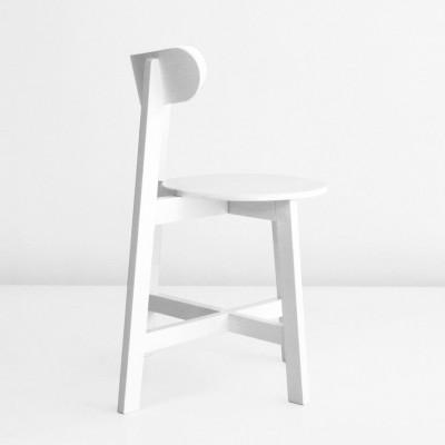 Stuhl Roda | Weiß