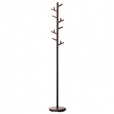 Portemanteau Branch Pole | Brun