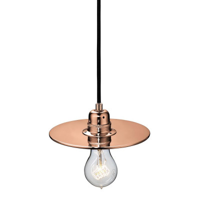 Flat One 182 Lamp | Copper