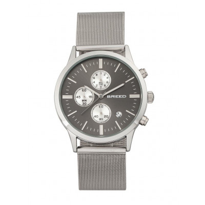 Watch Espinosa | Silver & Silver Alloy