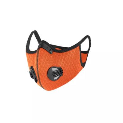 Gesichtsmaske Breezy | Orange