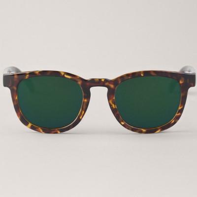 Brera Sunglasses   Cheetah Tortoise