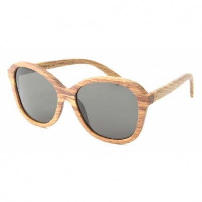 Brigitte Wooden Sunglasses   Corso Natural