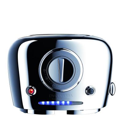 TIX Toaster   Chrome