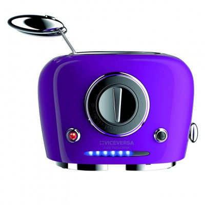 TIX Toaster with Grippers   Purple