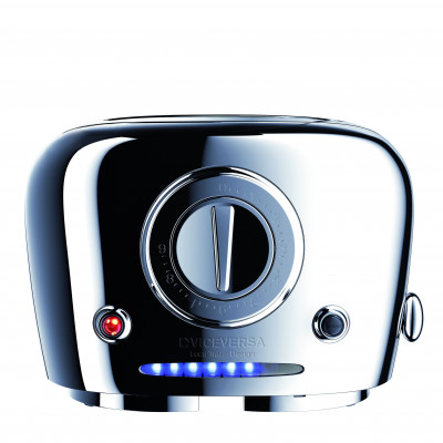 TIX Toaster Pop-Up   Chrome