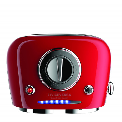 TIX Toaster Pop-Up   Red