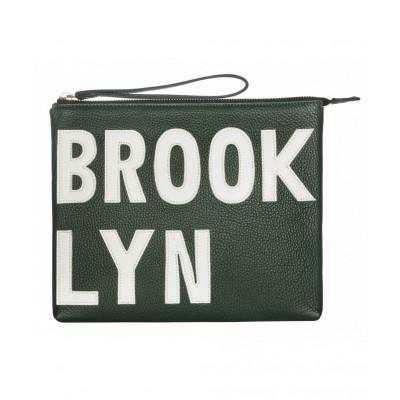 Brooklyn Vegan Leather iPad Clutch