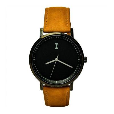 Watch | Urban Night - Brown Leather