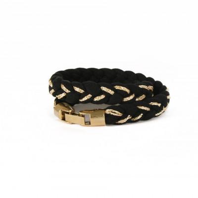 Bracelet | Black & Gold