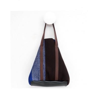 Bag Cabaz | Kobalt Blue - Brown