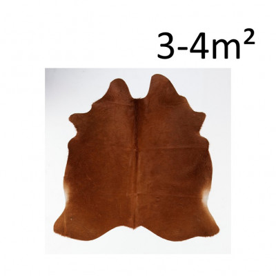 Kuhhaut 3-4M2   Braun
