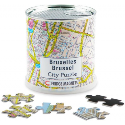 Magnetic Puzzle   Brussel - Bruxelles