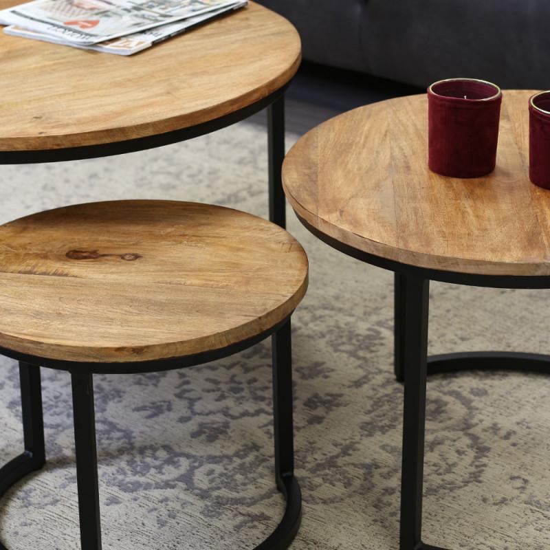Side Table Balec Set of 3