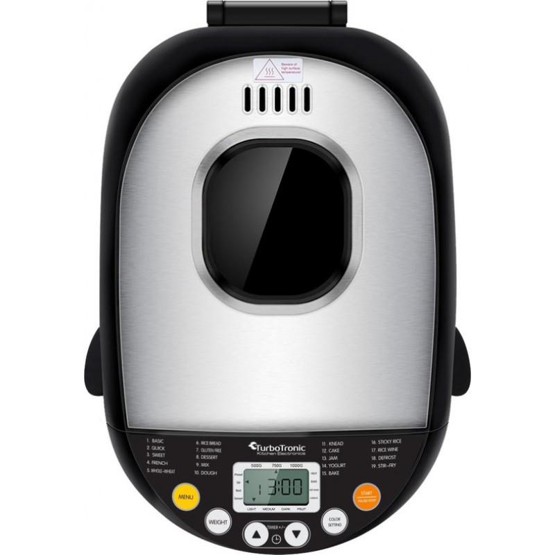 Brotbackautomat TT-BM100 | Silber