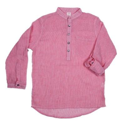 Boy Shirt Red/White
