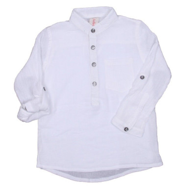Boy Shirt White
