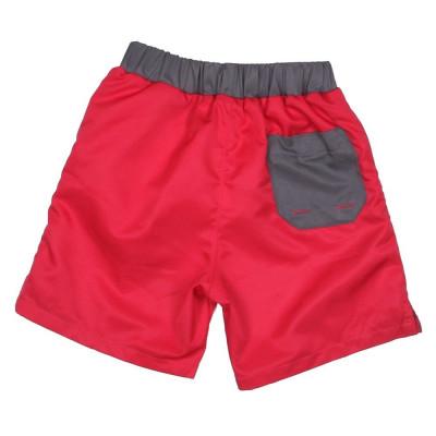 Boy Swim Trunk Red