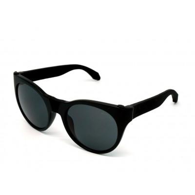 Belle Starr Sunglasses | Black Frame & Black Lens