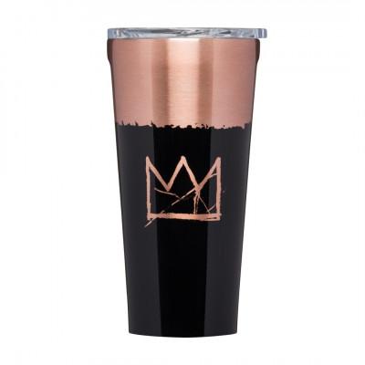 Tumbler 475 ml | Copper Basquiat Crown
