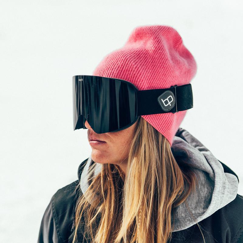Skibrille BSG3.1   Schwarz X