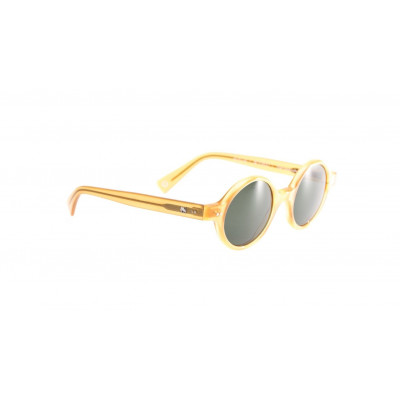 Unisex Sunglasses Be Tondo | Yellow