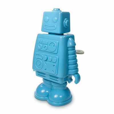Robot Timer | Blue