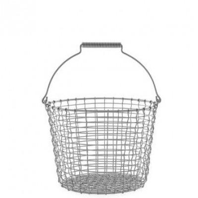 Bucket 16 Basket | Inox