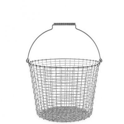Bucket 24 Basket | Inox
