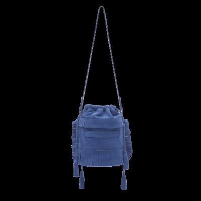 Ibiza Bucket Bag | Blue