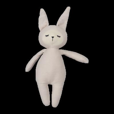 Kuschelpuppe Buddy | Kaninchen Natural