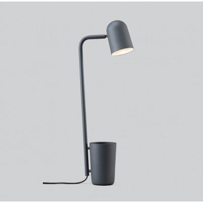 Tischlampe Buddy | Dunkelgrau