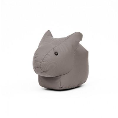 Sitzsack Hase Bunny | Grau