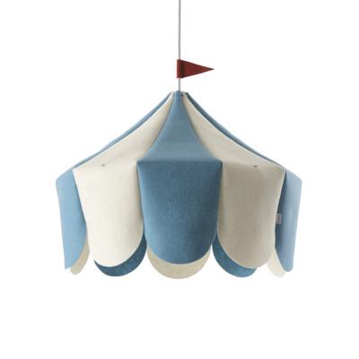 Hanging Lamp Circus | Blue
