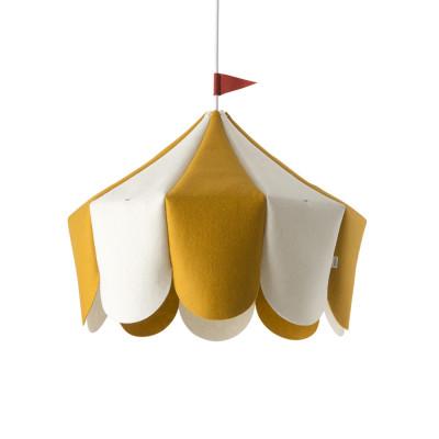 Hanging Lamp Circus | Yellow