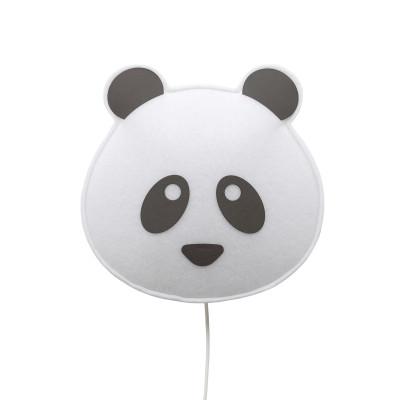 Wall Lamp Panda | Black