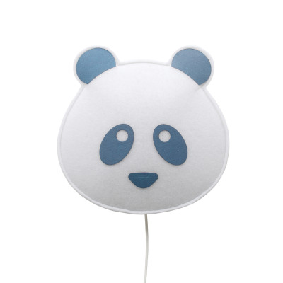 Wall Lamp Panda | Blue