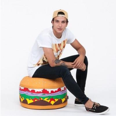 Pouf Burger