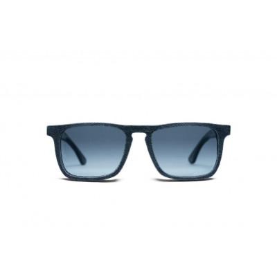 Burnell Denim Sunglasses | Marina Blue