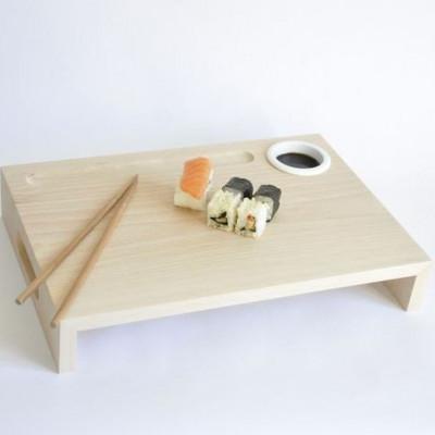 Burôsushi | Sushi-Präsentationstablett