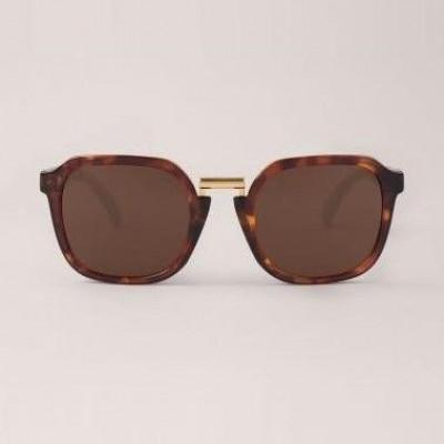 Bushwick Sunglasses   Vintage Tortoise