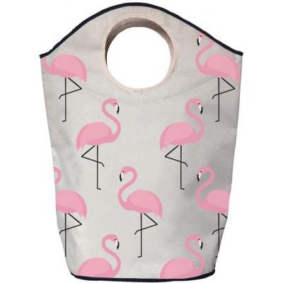Storage Bag Amazing Flamingos