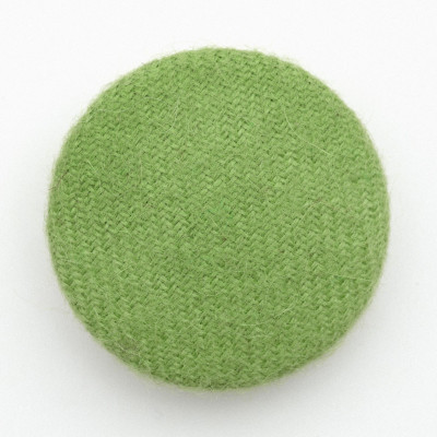 A set of 5 Creative Buttons Spring Green
