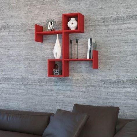 Shelf Burc | Red